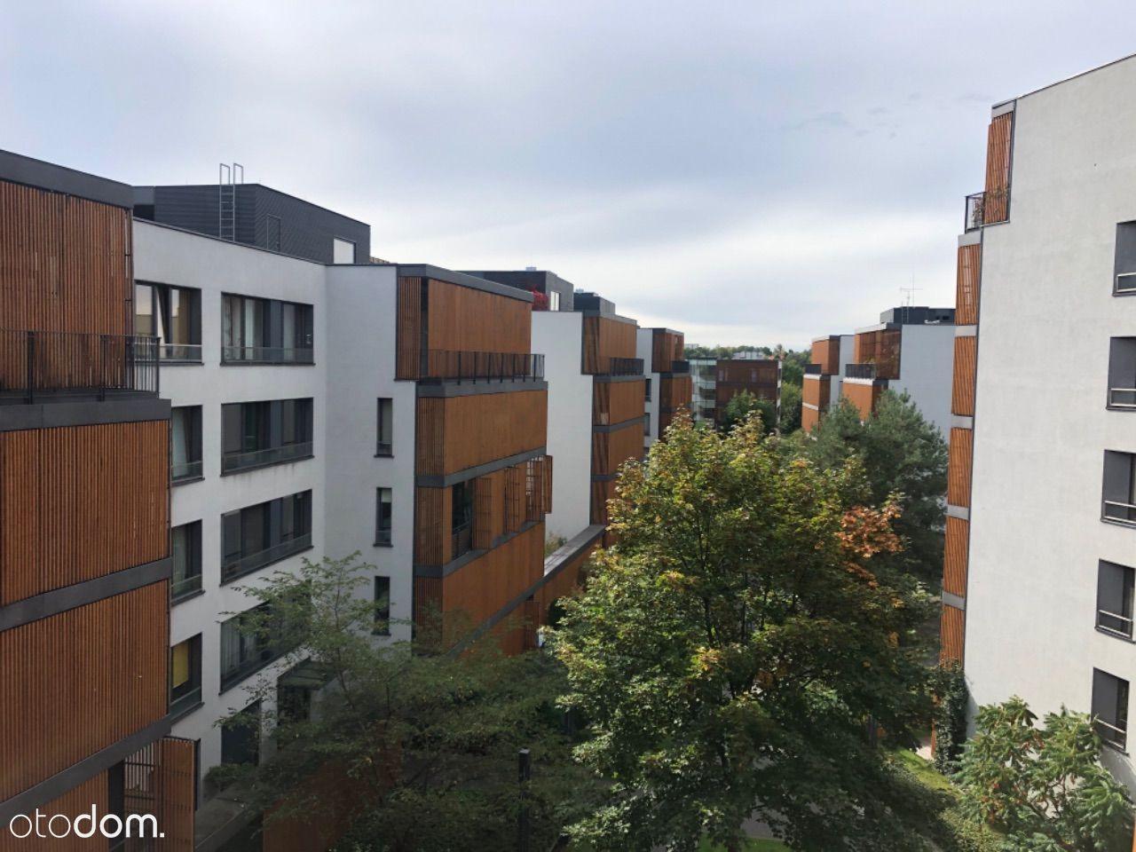 Apartament 4 pokoje, Aleja Wilanowska