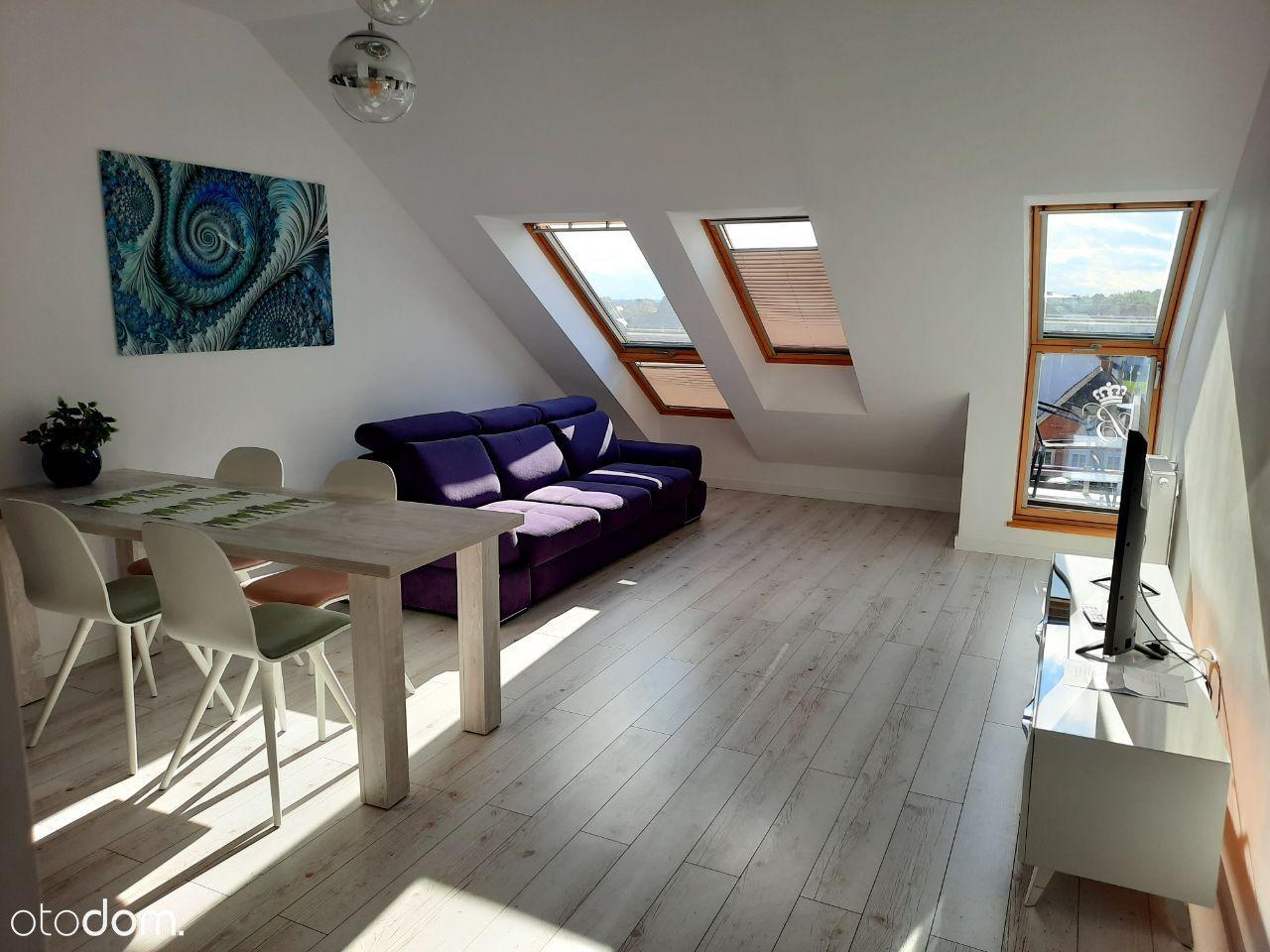 Apartament nad morzem, 2 pokoje, balkon, nr 37