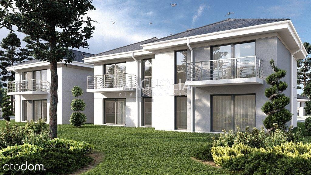Nowy Apartament Z Ogrodem W Mierzynie - 4 Pokoje