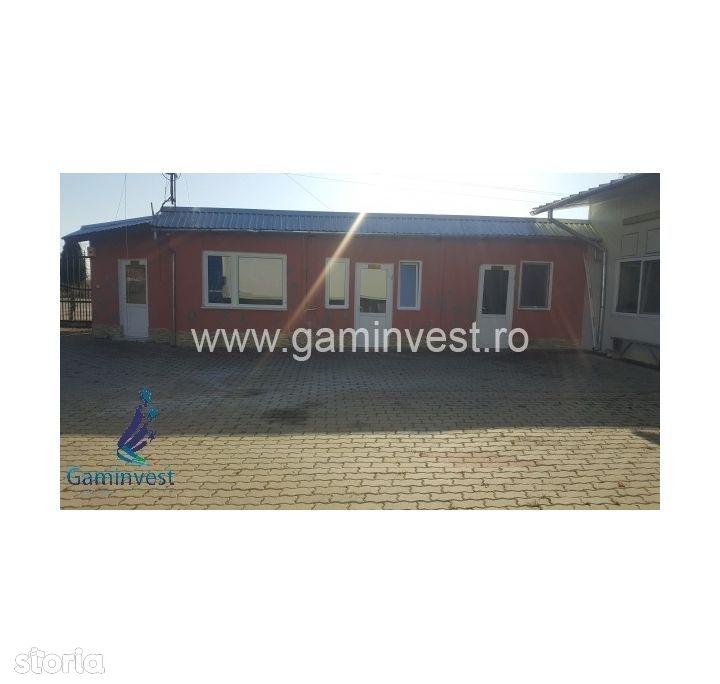 Gaminvest - De inchiriat hala frigorifica zona Alesd, Bihor - A1222
