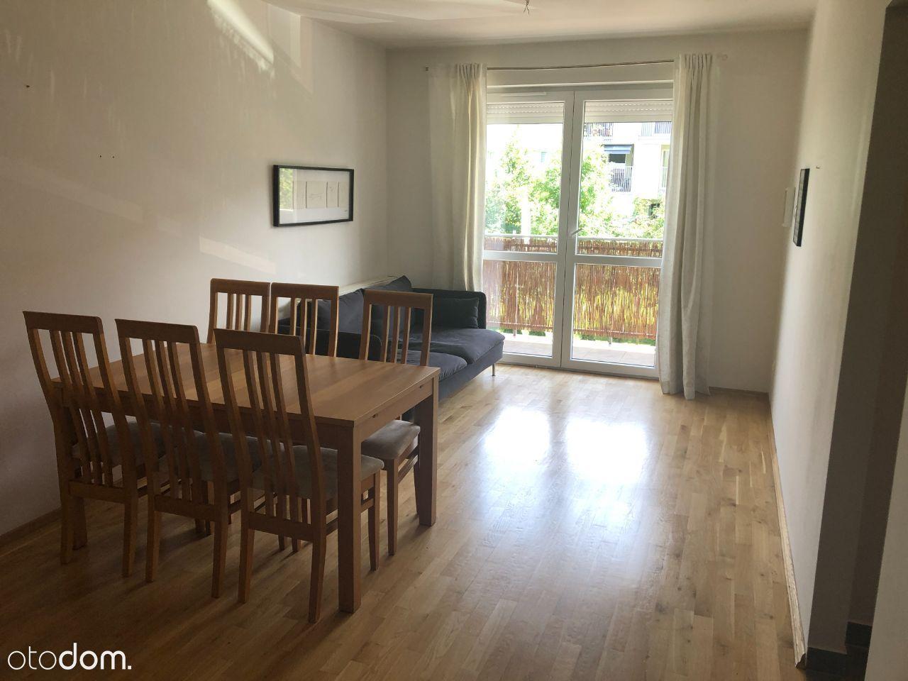 Mieszkanie 2 pokojowe z piwnicą i balkonem 52m2