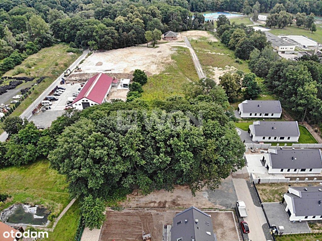 Działka, 1 751 m², Bolesławiec