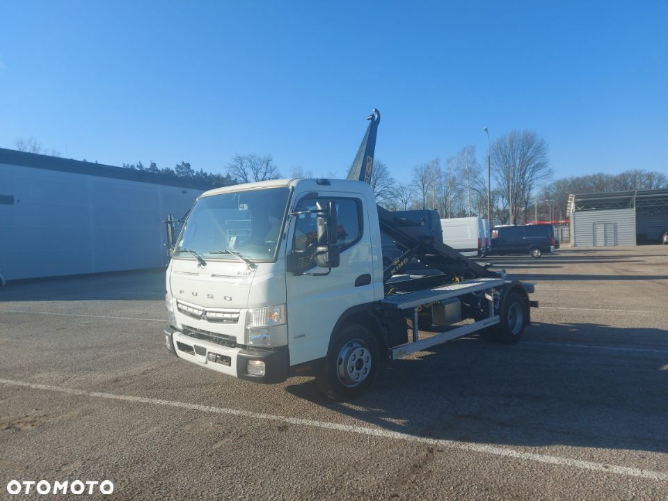 FUSO CANTER 7C15  Fuso Canter 7C15 hakowiec - 3