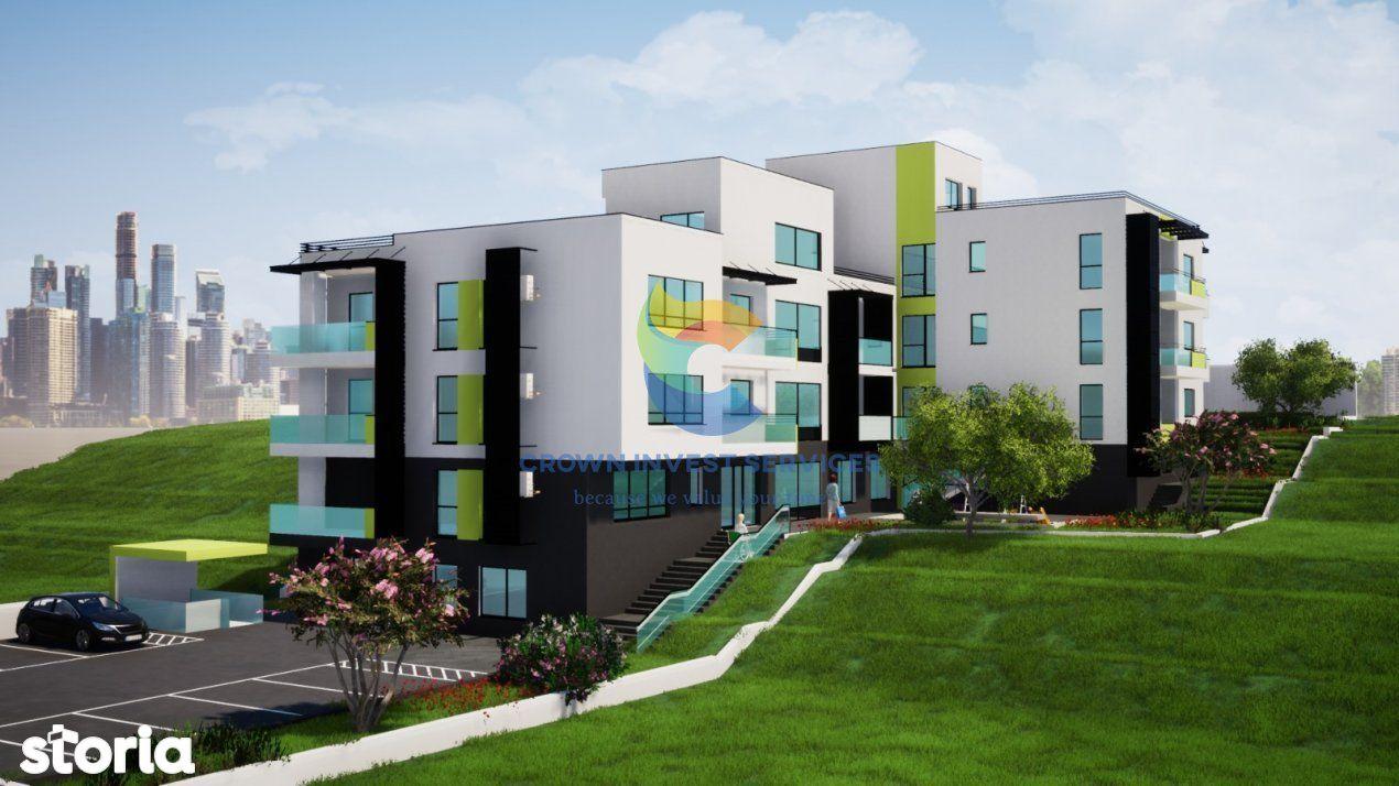 Apartament 3 camere, decomandat, 2 bai, Tatarasi, Ciric, etaj 1, 82mp