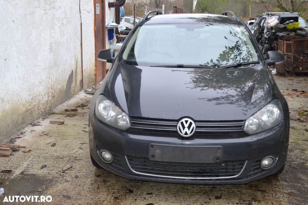 Racitor Gaze cu Egr Vw Golf 6 CFH - 2