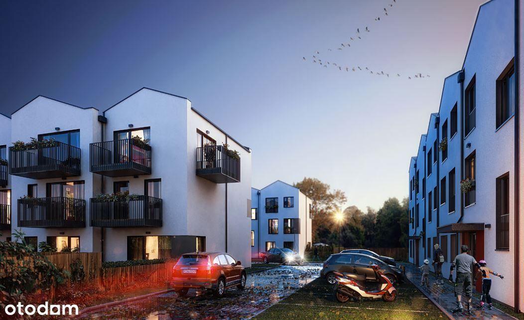 Nowy apartament w inwestycji LakeCity (C.06)