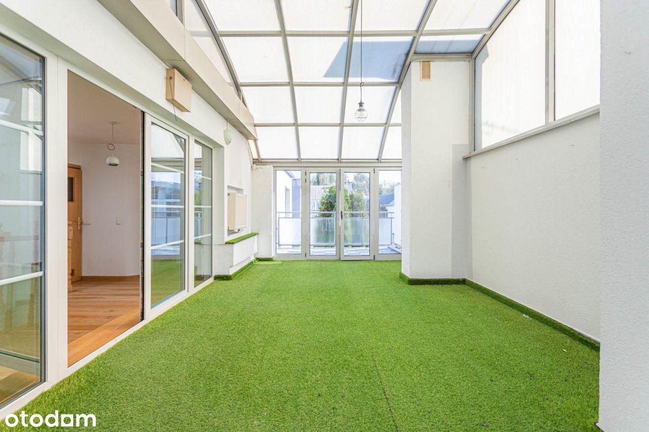 Duży segment na Saskiej Kępie na biuro lub dom
