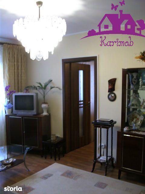 Apartament tip X in cartierul Nufarul