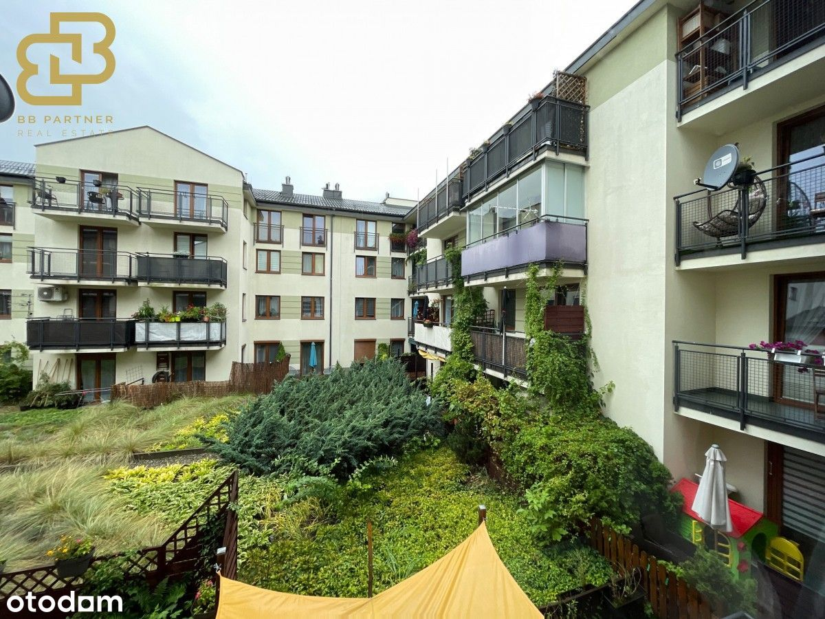 Bardzo ładne - wyposażone - 65 m2 z balkonem