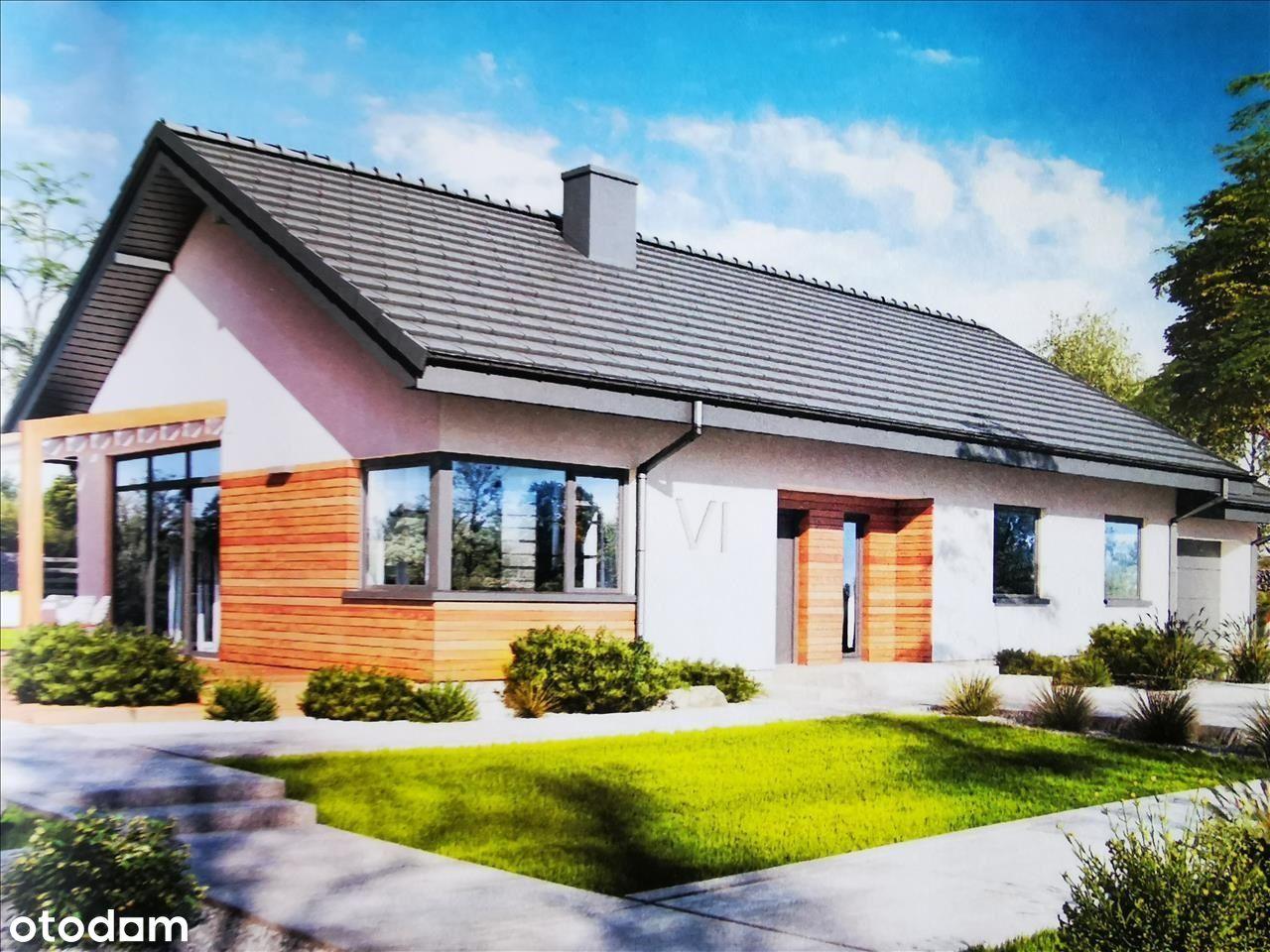 Na sprzedaż dom parterowy w Wierzawicach
