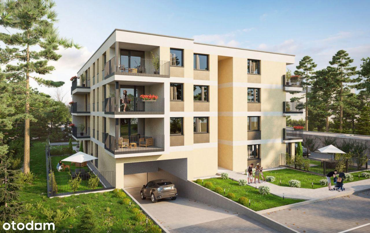 Apartamenty GREEN PLACE Łabędy - Poezji
