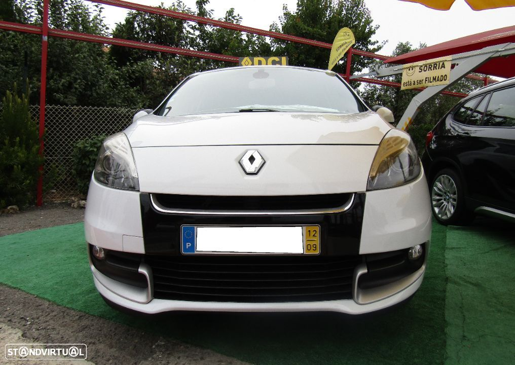 Renault Scénic 1.5 dCi Sport SS - 3