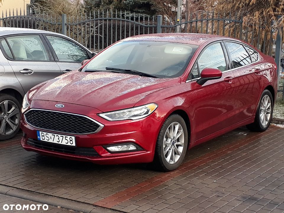 Ford Mondeo 16,000km Ford Fusion 2,5b LIFT 2017 usa MONDEO MK5 sedan FULL LED - 15
