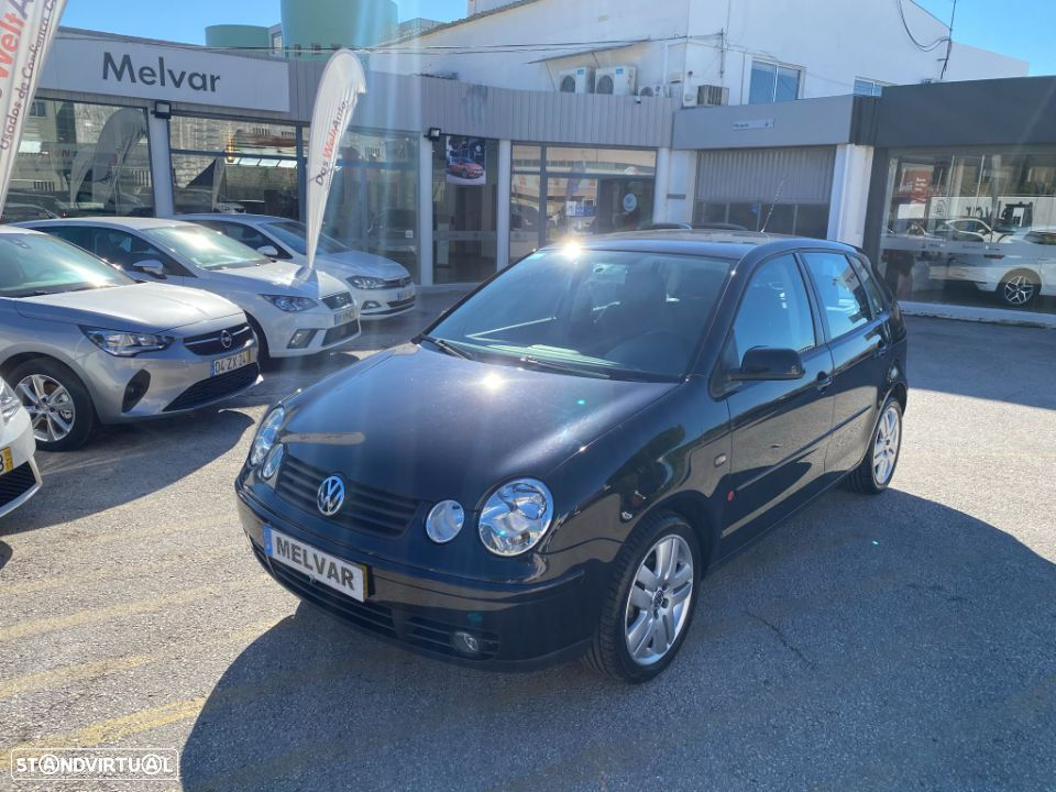 VW Polo 1.2 Cricket - 4