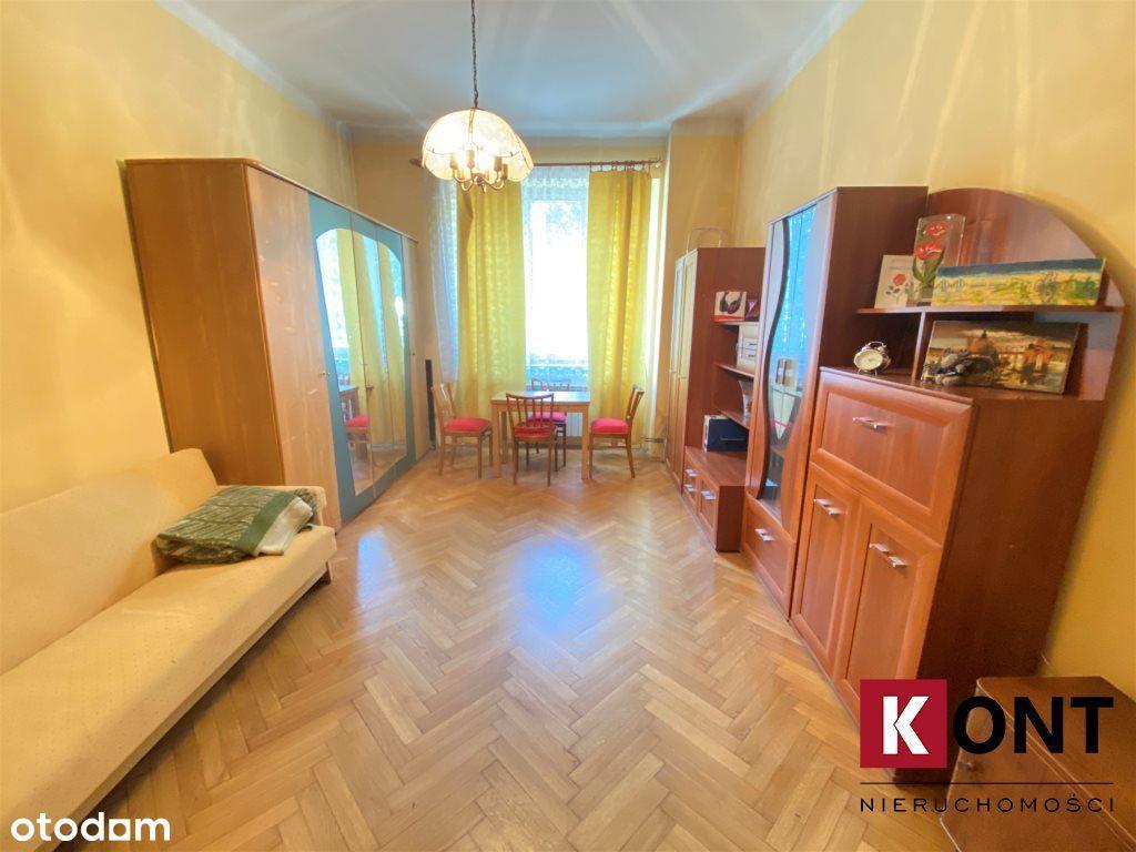 Al. Słowackiego/ 72 m2/ 2-pok/ balkon/ piwnica
