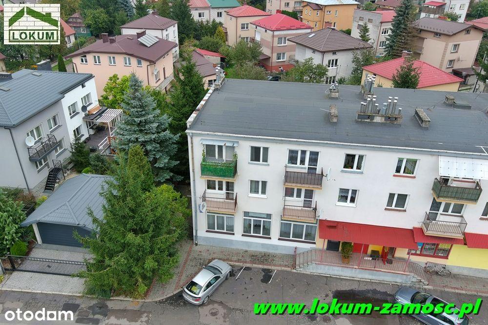 Dwa lokale usługowo- mieszkalne ul.Obrońców Pokoju