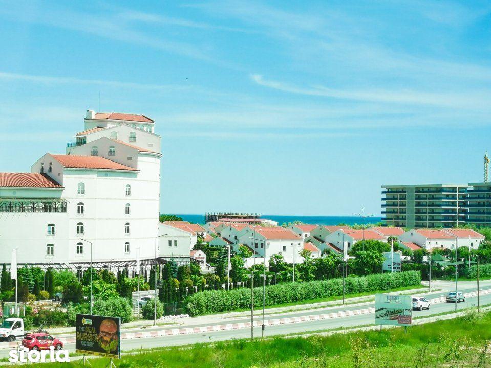 Apartament mobilat 2 camere cu vedere bilaterala Mamaia Nord