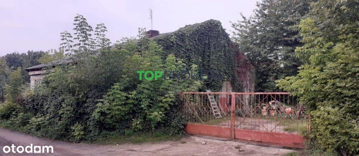 Działka budowlana w Łomiankach Dąbrowa
