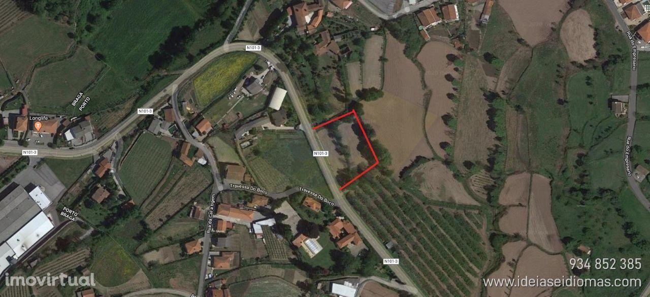 Terreno para construção em Felgueiras com 3000m2