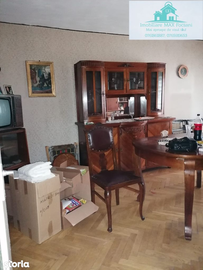 Apartament 3 camere, et.2/3, 78 mp utili, centrala proprie, central