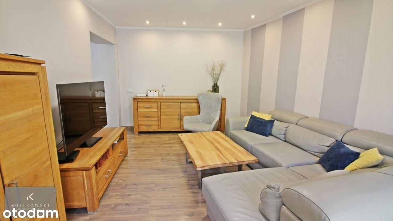Na sprzedaż 4-pokojowe mieszkanie 80m2 w centrum!
