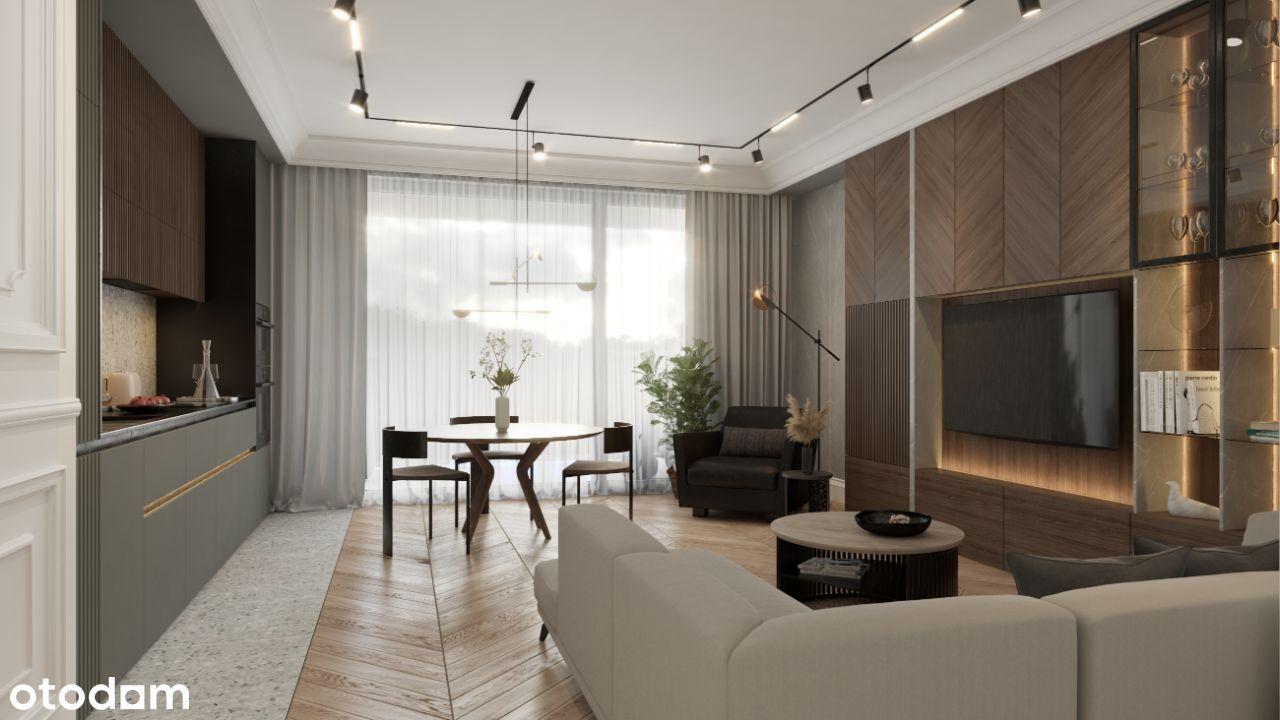 Biały Dom - atrakcyjne mieszkanie trzypokojowe