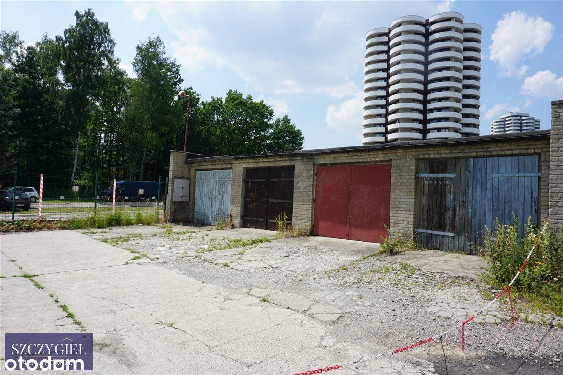 Garaż, Katowice