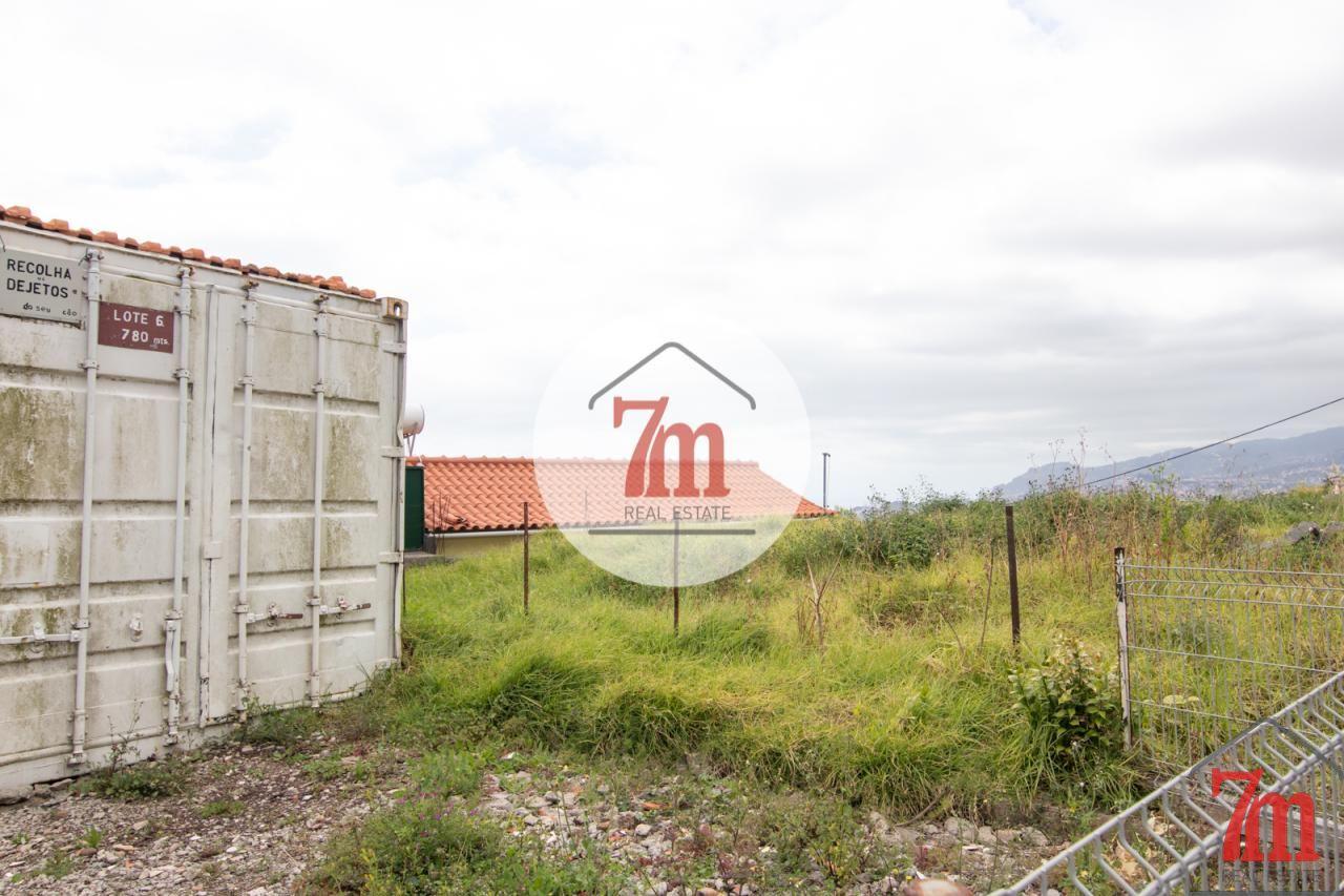Terreno São Gonçalo Funchal ref: F0405