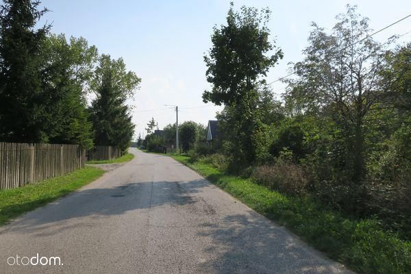Działka, 6 500 m², Broniów