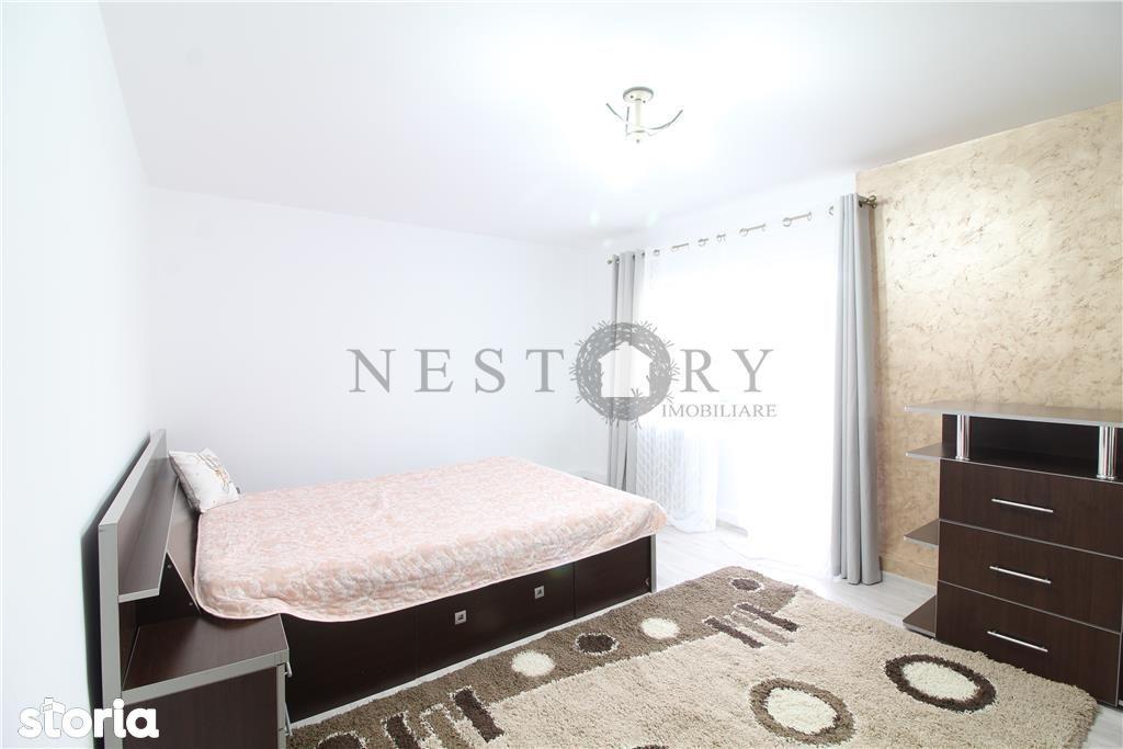 Apartament renovat cu 3 camere, etaj 2, parcare, Marasti, Kaufland