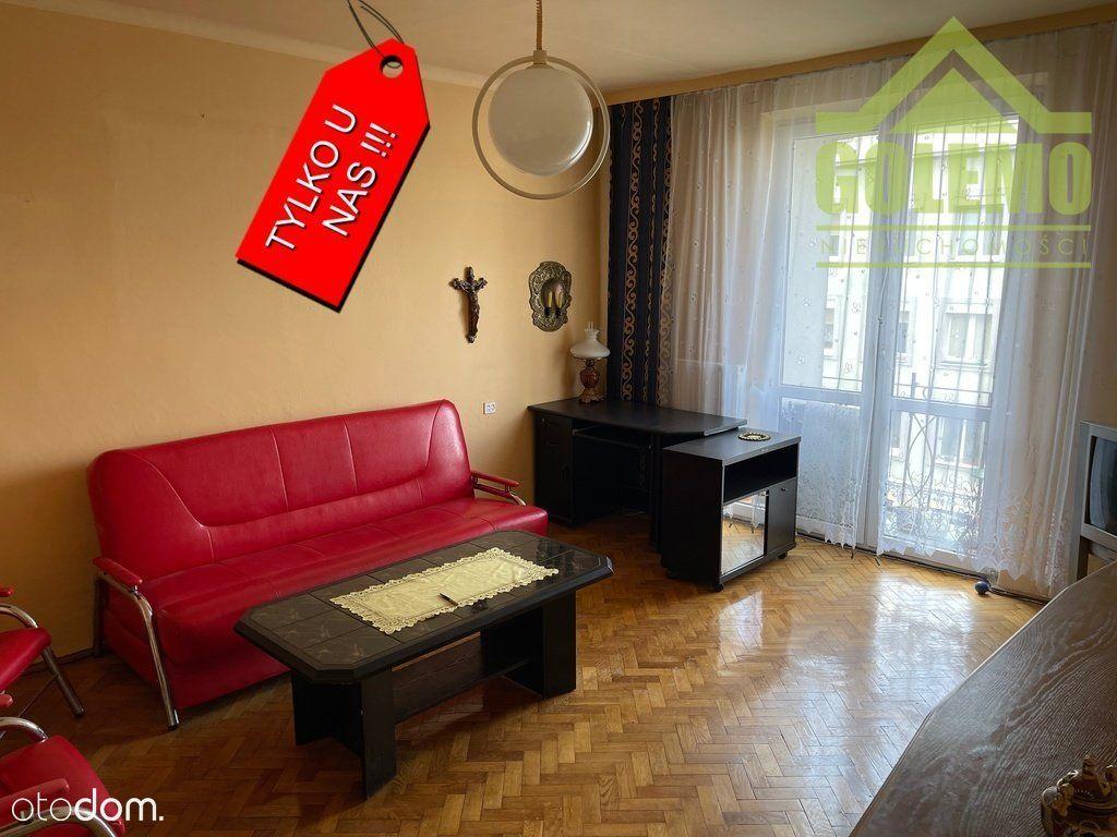 2 pokoje / 46,60m2 / balkon / Pow / Śródmieście