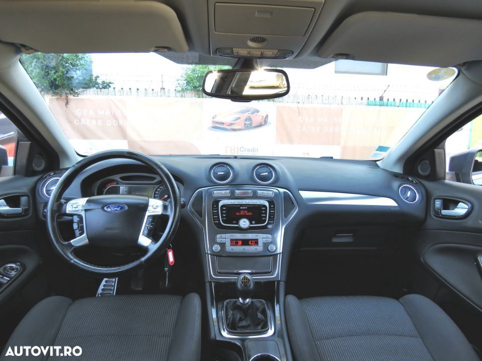 Ford Mondeo MK4 - 7