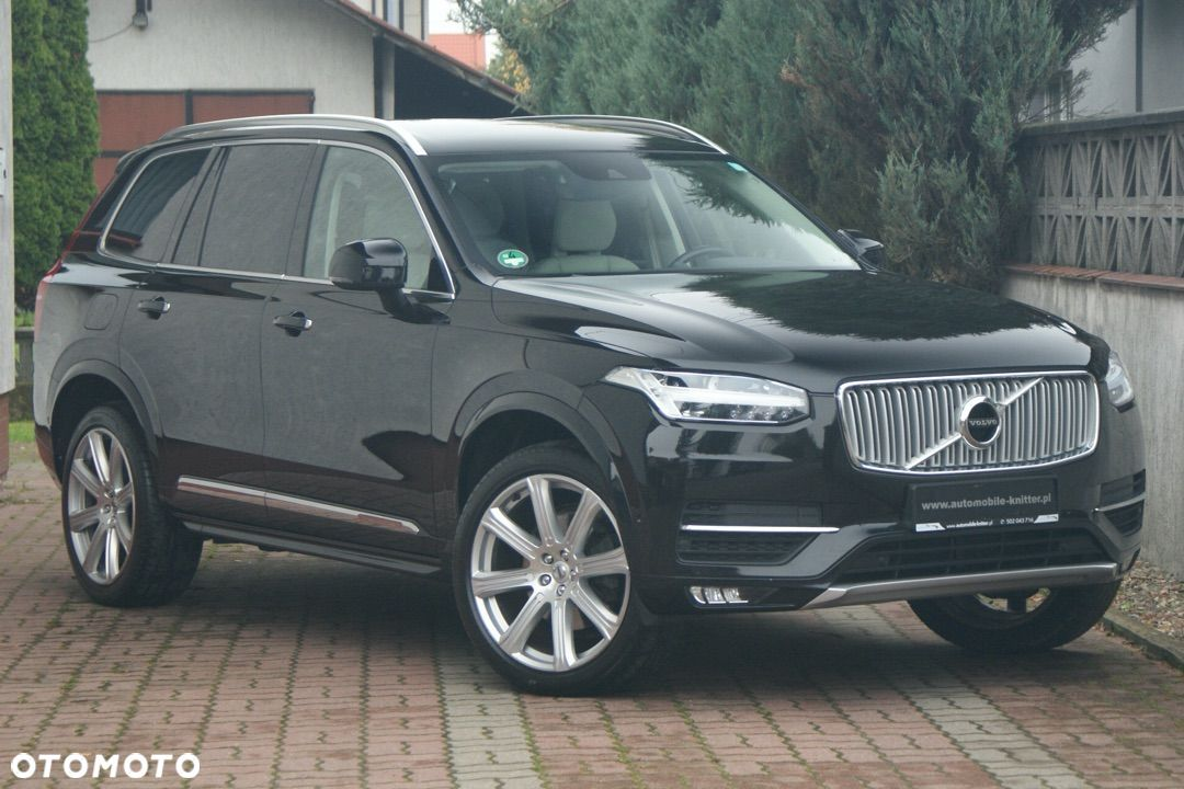 Volvo XC 90 D5 Inscription/BowersWilkins/Pneumatyka/7osobowy/LED/FV23% - 1
