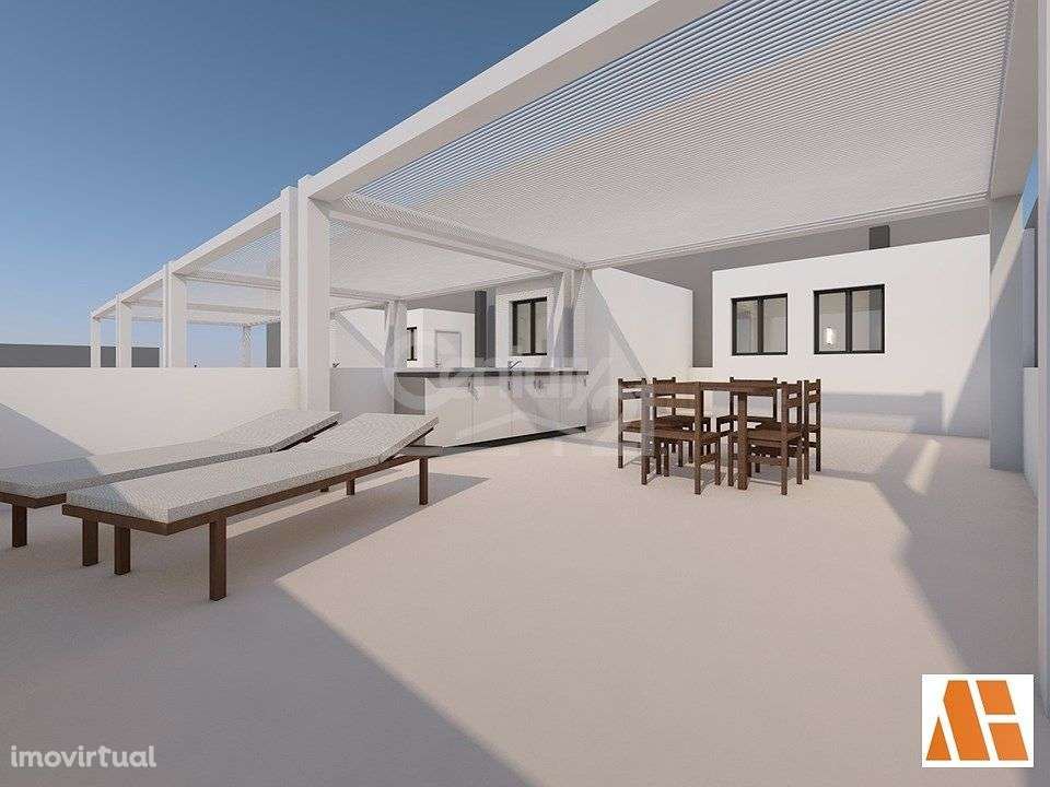 Apartamento para comprar, Moncarapacho e Fuseta, Faro - Foto 10