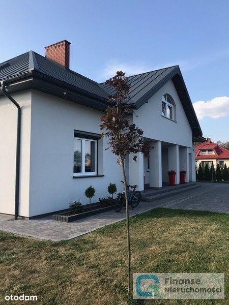 Dom w sąsiedztwie lasu dla rodziny, Andrespol