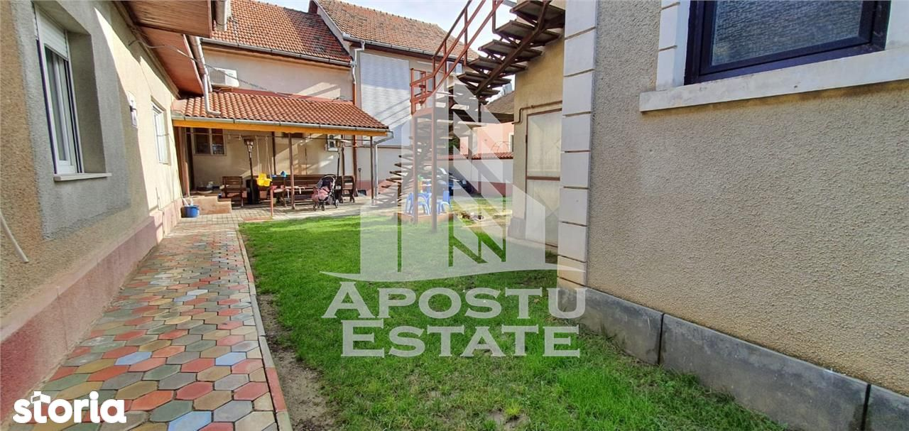 Teren cu 3 case in Timisoara, zona Sagului