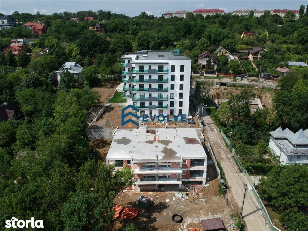 Apartament 2 camere, bloc nou, Lux in Copou