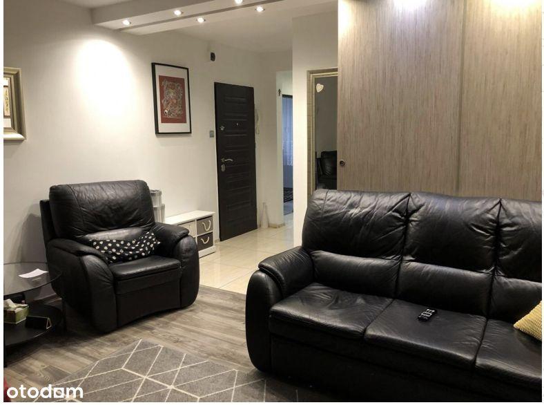 Nowoczesne w pełni urządzone mieszkanie 76.5m2