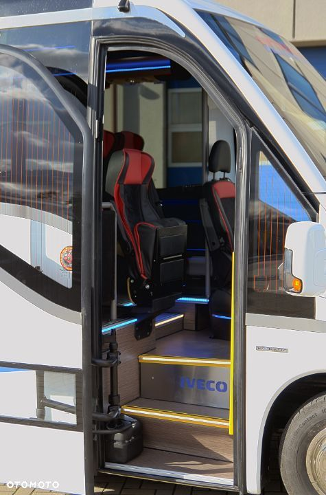 Iveco Cuby 70C HD Tourist Line Winda 31+1+1 No.415  Cuby Iveco 70C HD Tourist Line Winda 31+1+1 No.415 - 9