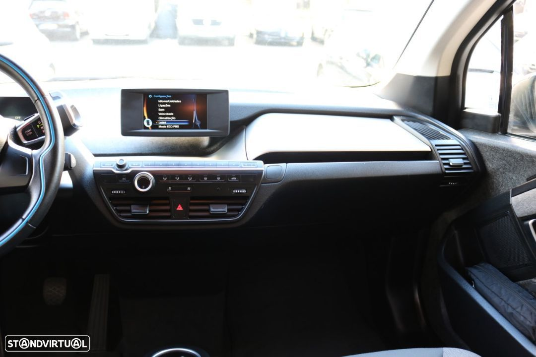 BMW i3 REx (Range Extender) BlackEdition Atelier - 12