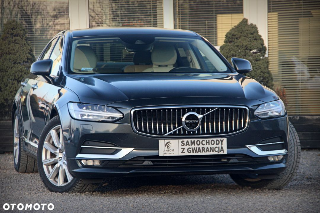 Volvo S90 SALON PL INSCRIPTION+Pakiety LuxurySeats Business WinterPro Light - 26