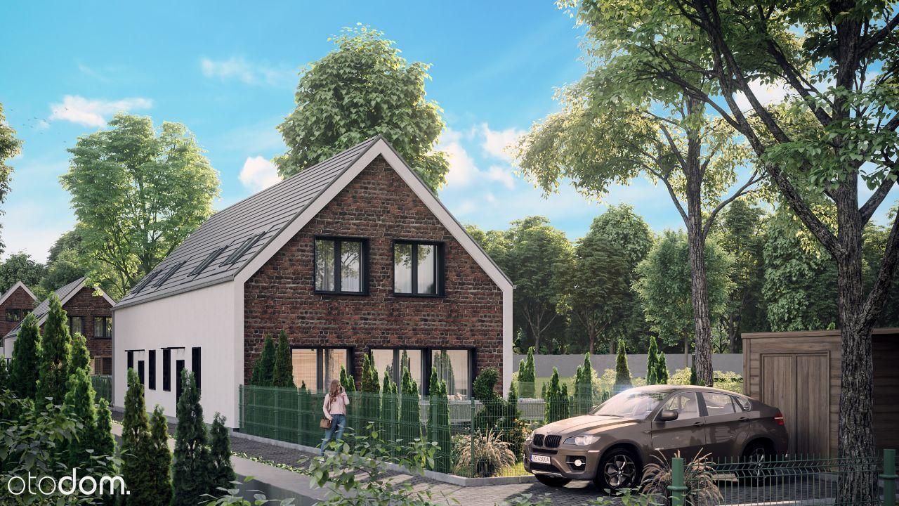 Mieszkanie z ogrodem koło lasu, Stare Gliwice
