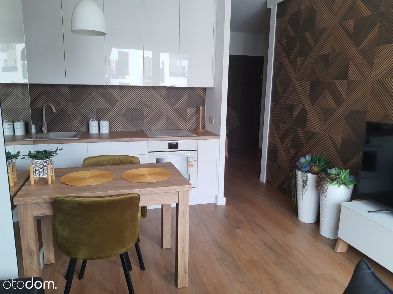 Wynajmę nowe mieszkanie Garbary Poznań