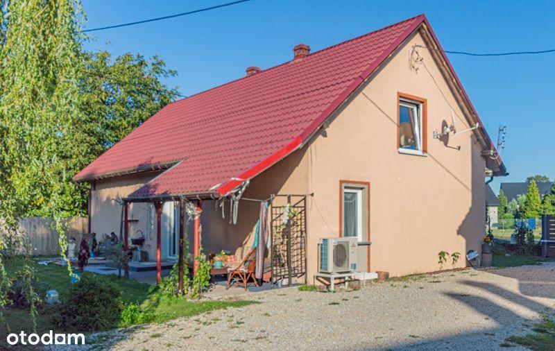 Dom 80 m2 | Duża działka | 2 pokoje | Paniowice