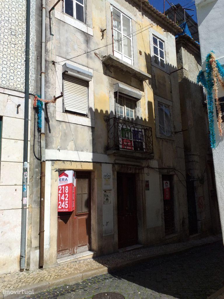 Prédio, Sta Maria Maior, Lisboa