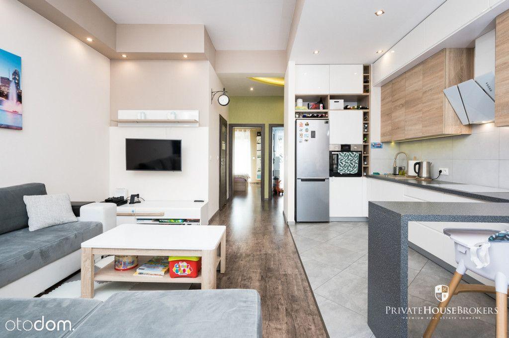 3 pokojowe mieszkanie na sprzedaż Komuny Paryskiej