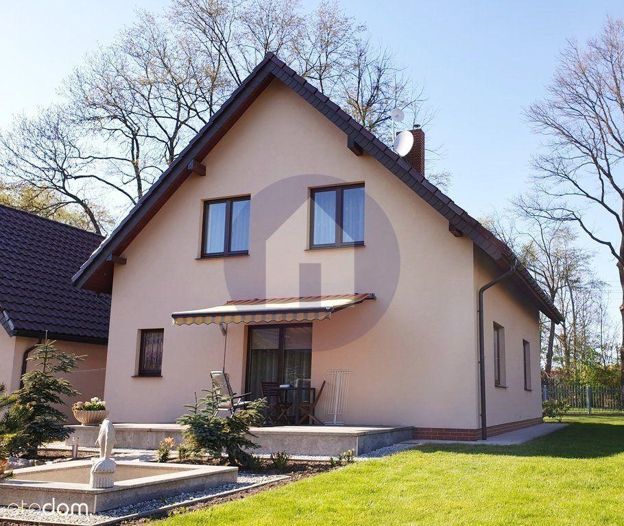 Piękny dom w Długołęce, 4 pokoje, 2 garaże Lux