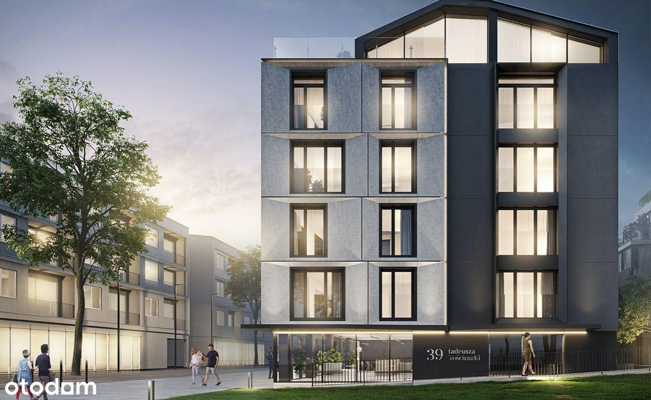 Kościuszki 39 | 31.44 m2 | 2 pokoje | 3 piętro