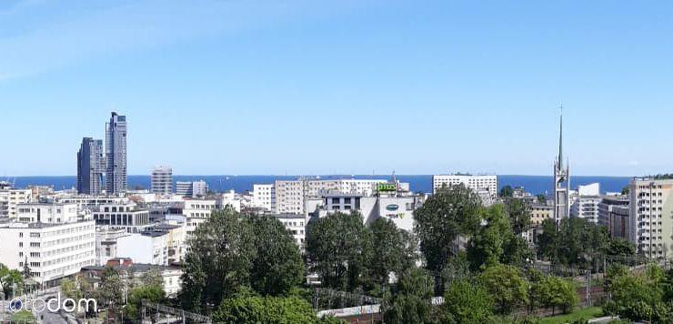 Mieszkanie w centrum Gdyni z widokiem na Hel