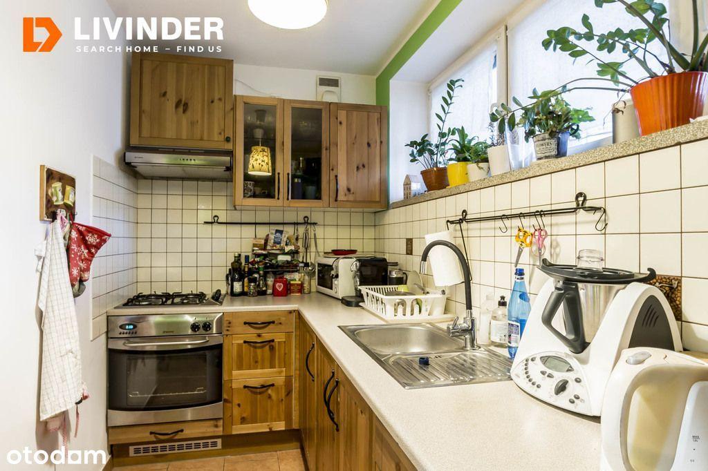2-pokojowe mieszkanie Krowodrza z ładnym widokiem